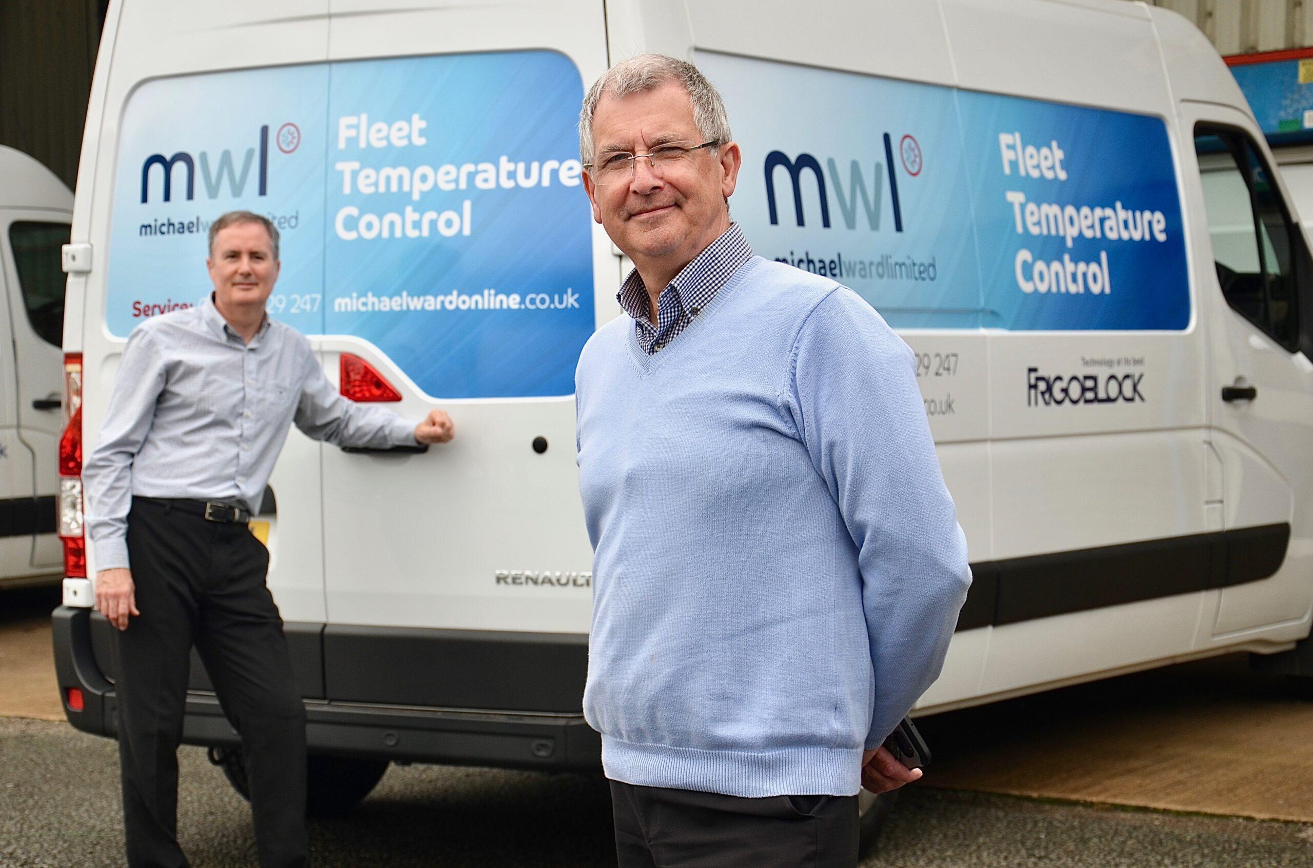Michael Ward Limited Fleet Temperature Control