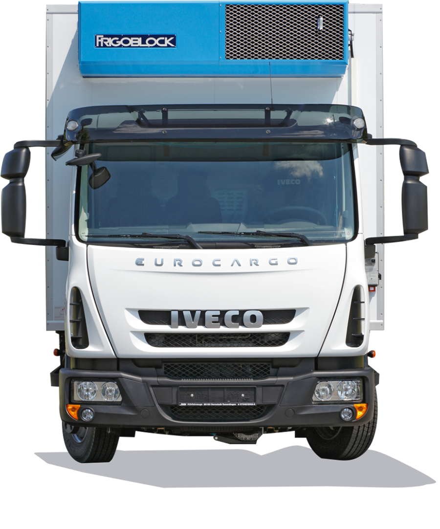 FRIGOBLOCK transport refrigeration Michael Ward Limited