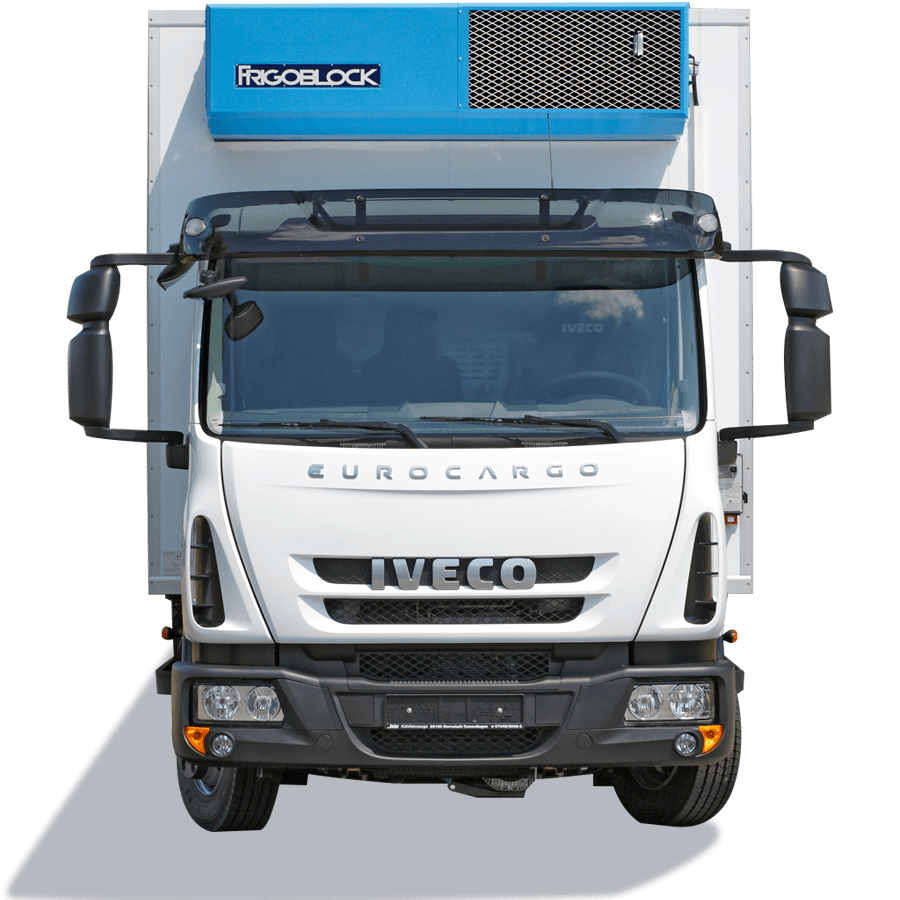 Michael Ward Limited FRIGOBLOCK transport refrigeration