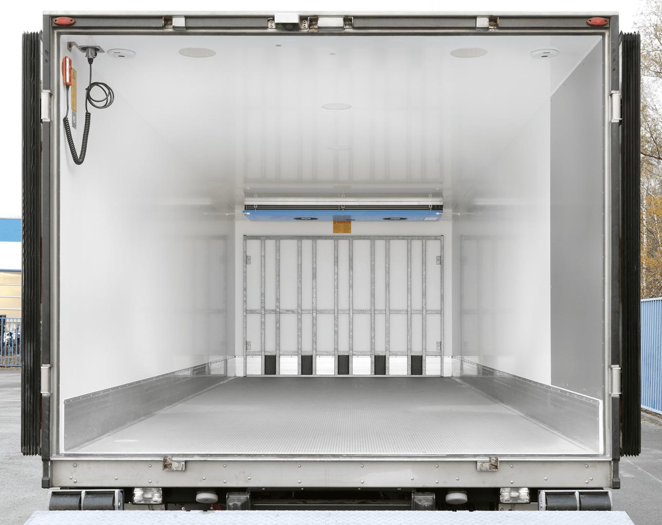 Michael Ward Limited Transport Refrigeration Unit