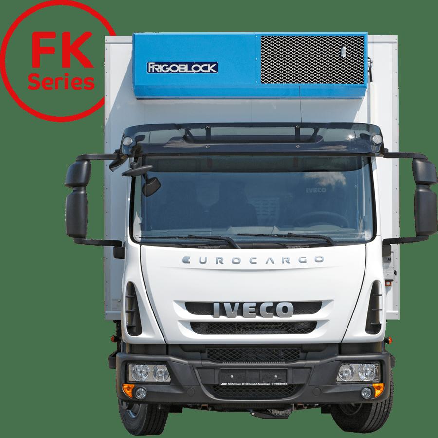 FK-Series FRIGOBLOCK Michael Ward Limited