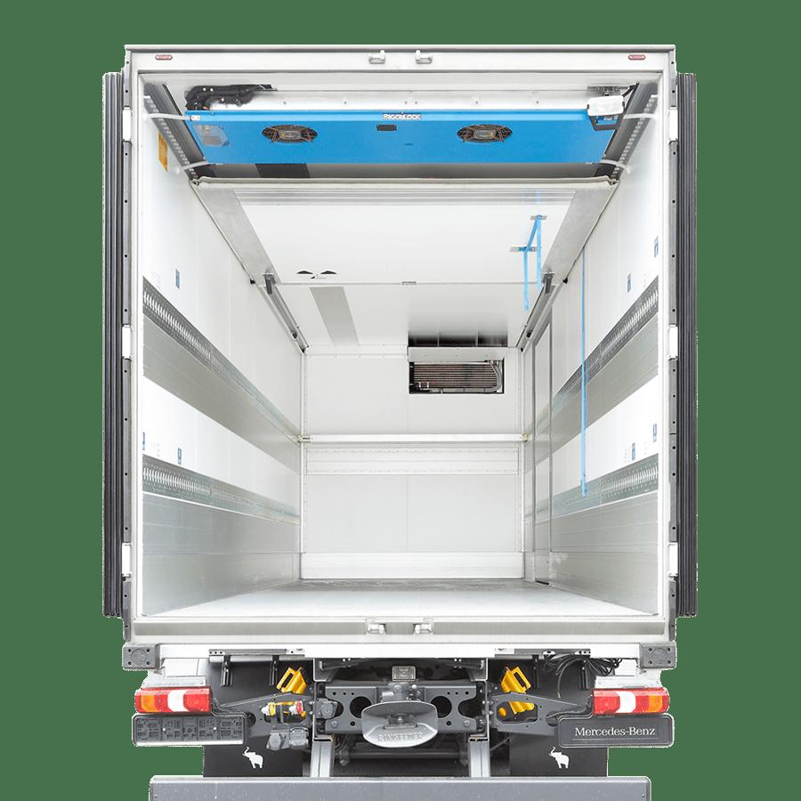 FRIGOBLOCK RE Series Michael Ward Limited Transport Refrigeration